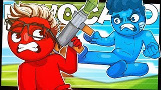 THE MOST HILARIOUS STICK FIGHTS! - Havocado!