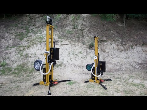 VLIG  VB1 - RIG  Water well drilling with flushing