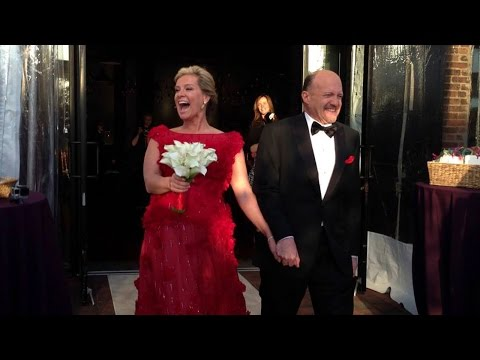 Jim Cramer Reveals the Only Thing That Went Wrong at His Wedding
