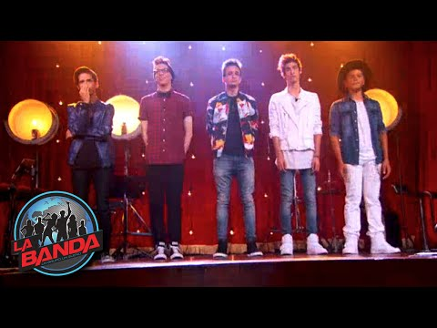 The Fans Choose the Second Finalist for the Live Shows   La Banda Middle Rounds 2015