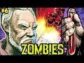 TRANZIT CREW & RICHTOFEN IN SECRET LAB UNDER MOB OF THE DEAD! ZOMBIES COMIC ENDING!