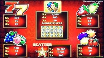 ++NEW Mega Joker VIP slot machine, DBG