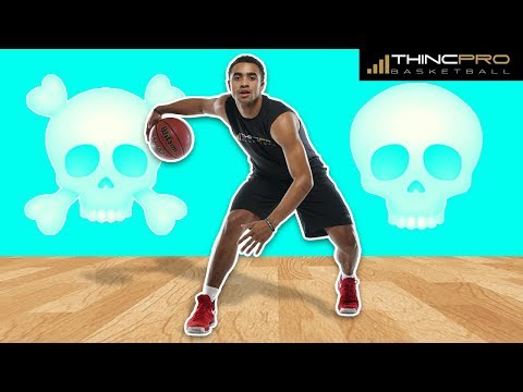 How to: Create SPACE Against AGGRESSIVE Defenders in Basketball! USE THESE 6 NBA SCORING MOVES!