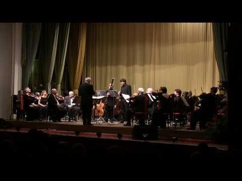 Дж. К. Фогель. Концертная симфония для гобоя и фагота с оркестром