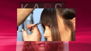 Karg's K-curve Royale Shears With Real-time How-to Demo!