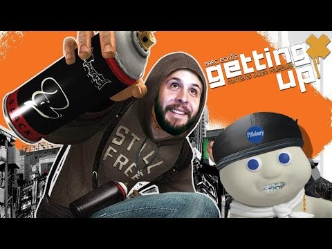 LET'S SPRAY – Marc Ecko's Getting Up: Contents Under Pressure Gameplay