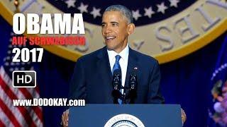 dodokay - Obama schwäbisch 2017 - Der Abschied