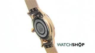 STORM Ladies' Chelsi Rose Gold Watch (CHELSI-ROSE-GOLD)