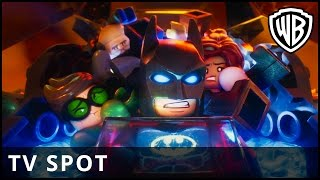 The LEGO Batman Movie - Assemble TV Spot - Warner Bros. UK