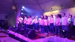 GP Paulus Choir on Gospel Concert