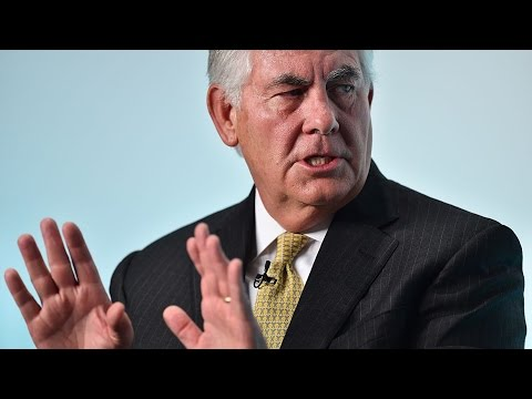 Trump Pick of CEO Exxon Mobil for Secretary of State Would Amount to Corruption and Cronyism