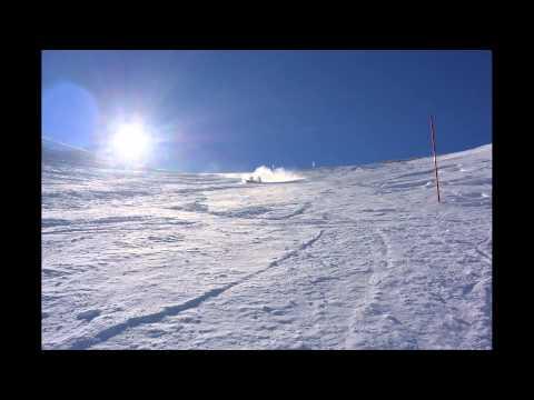 Turkey Erzurum Palandoken black ski slope FUNNY EPIC FAIL
