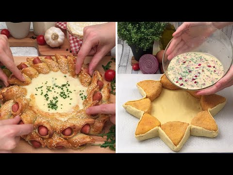 All BRIE all the time! Check out Chefclub's Cheesiest Recipes! 🧀Caution: It's melting!🧀