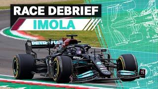 Crash Damage, Gravel Traps & More   Emilia Romagna GP F1 Race Debrief