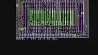 Erkki Kurenniemi (1981) -- music 1