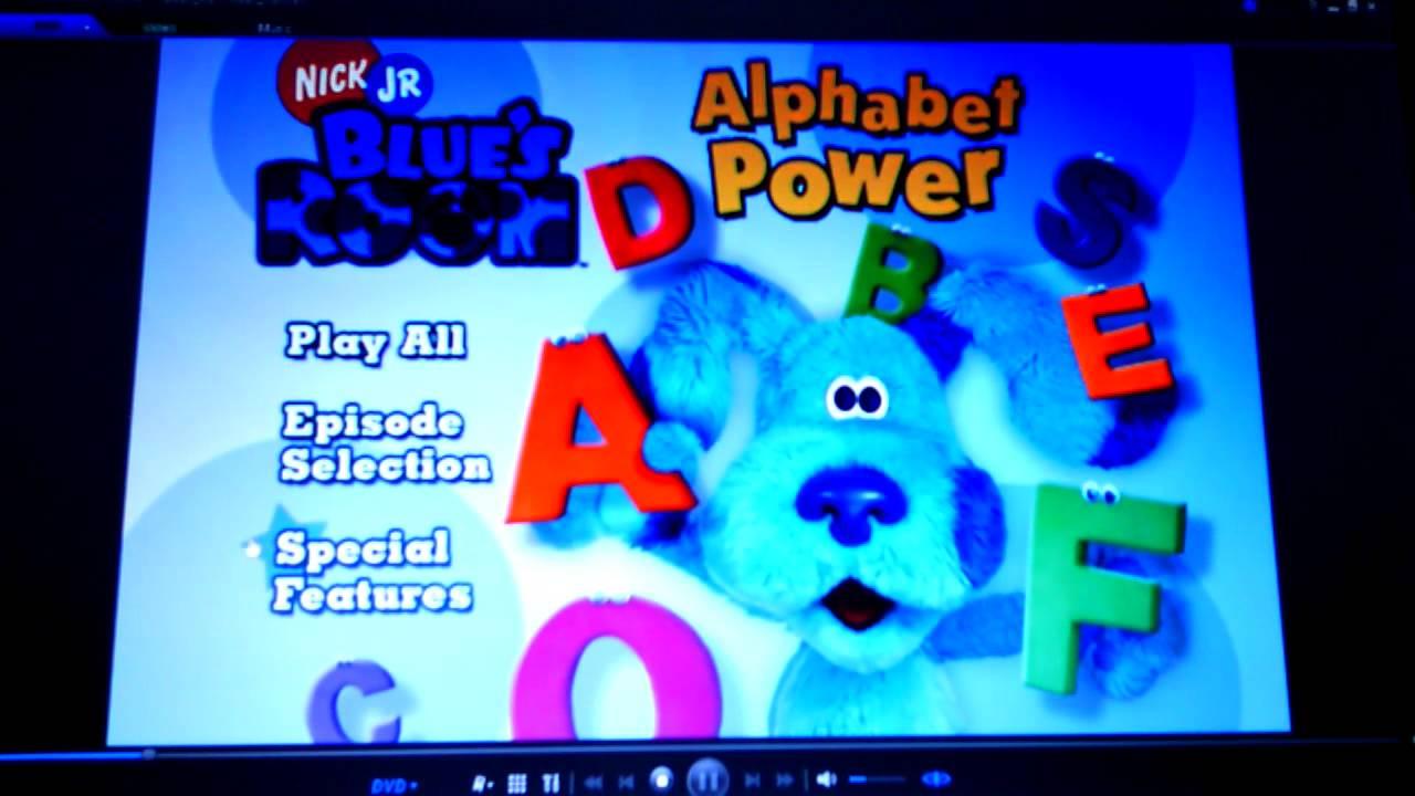 Blue S Room Alphabet Power Youtube
