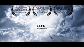 Lift - Paragliding by Timothy and Anthony Green
