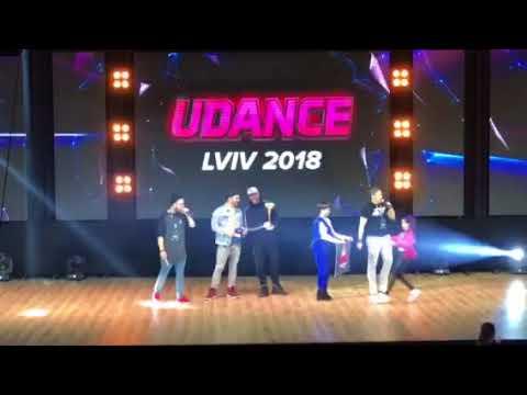 Николаевские танцоры победили в проекте UDANCE-2018