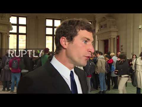 France: Protesters picket Parisian courthouse as 8 Antifa activists face trial