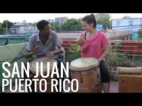 San Juan, Puerto Rico: Bomba