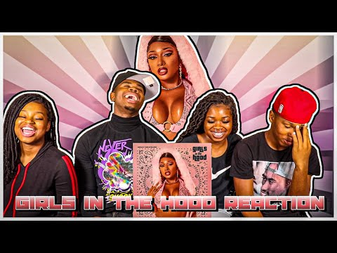 Megan Thee Stallion – Girls in the Hood | REACTION