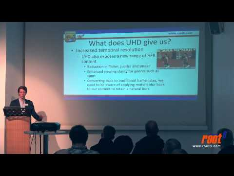 "Platform1 2015 - ""4K & UHD – Beyond the Hype"""