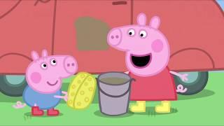 Peppa Pig en Español | Lava-jato (...