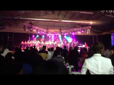 Nomusa Dhlomo & Vuka Afrika Live in PMB