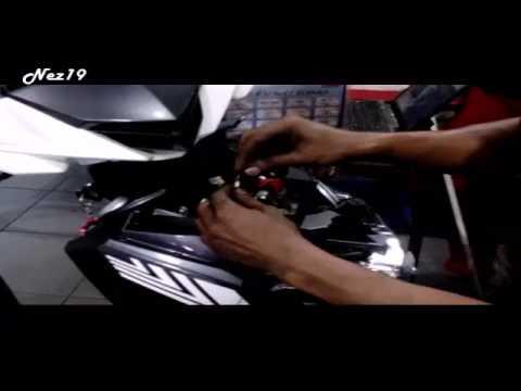 Service, Ganti Oli Yamaha Xeon GT125 Eagle Eye dengan Komputerisasi