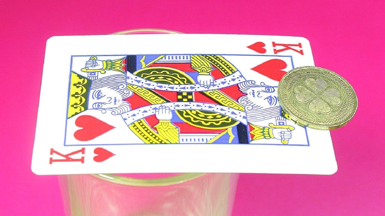 4 easy magic card tricks  youtube