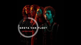 GRETA VAN FLEET | INTERVIEW AT DOWNLOAD FESTIVAL 2018