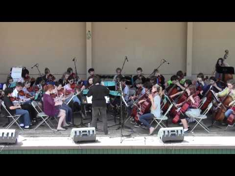 Edmonds Arts Festival 2012 - Madrona Orchestra Performance #3