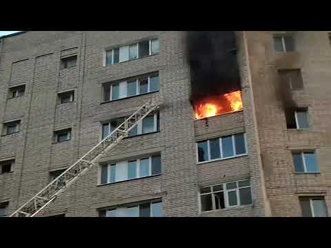 Взрыв газа в Балаково в многоэтажке