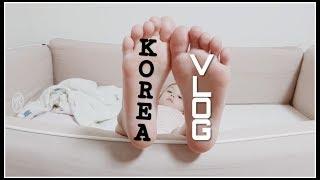 KOREA/VLOG/ Собираемся в поездку;)