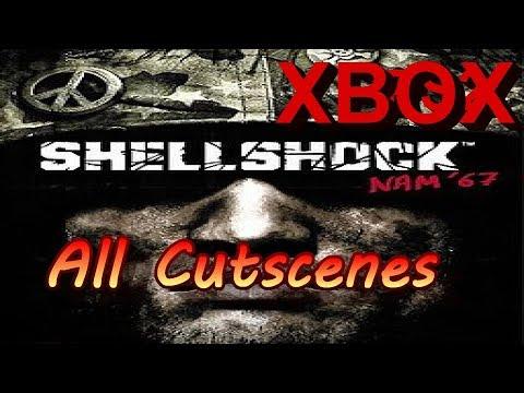 Shellshock NAM'67 All Cutscenes Xbox
