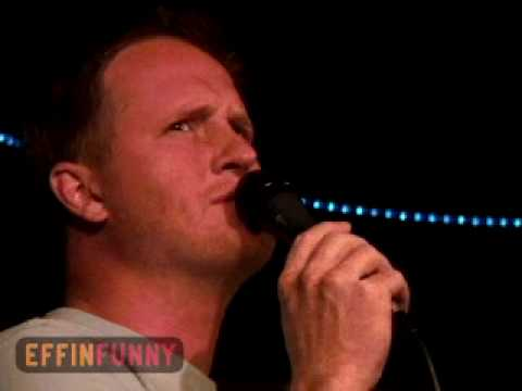 Matt Knudsen Effinfunny Stand Up - All You Can Eat
