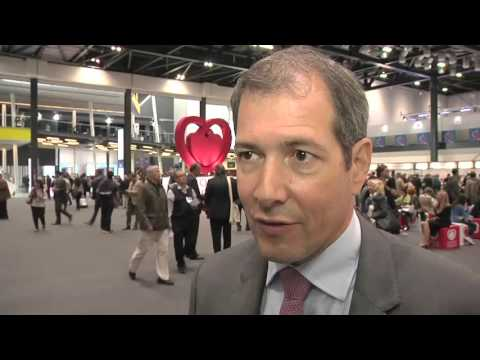 "Christoph Huber (cardiac surgeon) - ""Meet the Expert Ticagrelor"" Interview (03 12 2015)- in DE"