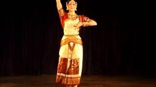 Gambar cover Bharatanatyam Recital by Anandini Dasi. Bharathiya Vidya Bhavan. Mylapore,Chennai.