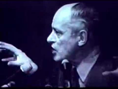 Discours de René Lévesque et de Parizeau