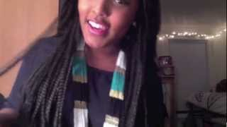 poetic justice braids solange inspired jumbo braids review