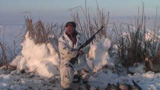 охота на гуся в Молдове(Румыния).mpg