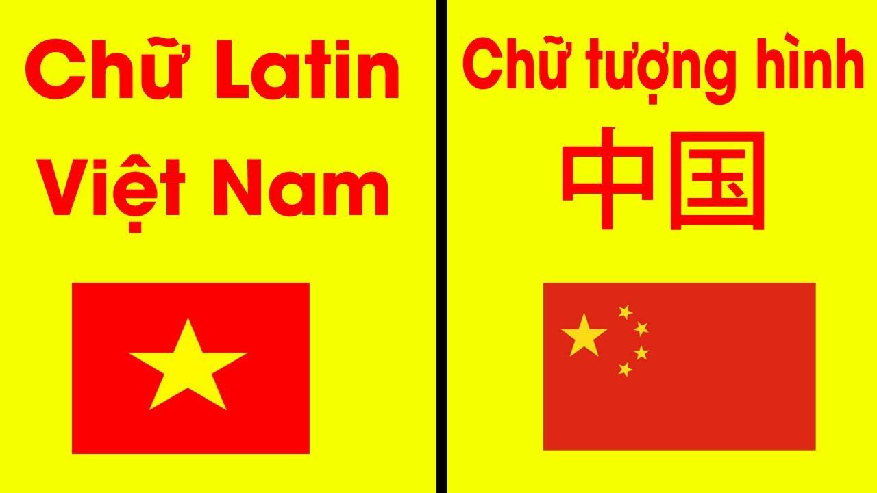 Tại sao Việt Nam cải cách được chữ viết Trung Quốc thì không?