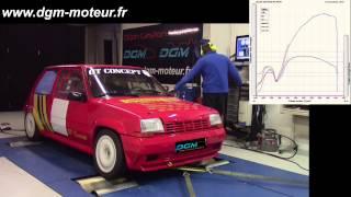 R5 GT Turbo moteur 2 0L 16S - Dijon Gestion Moteur