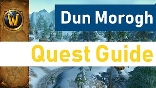 Dun Morogh ALL Quests | WoW Classic Quest Guide | Patch 1.12.1