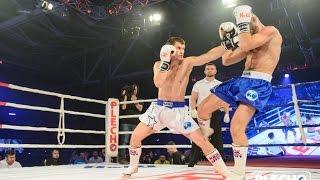 "KOROL vs LYSYUK. FINAL 75 kg -""KICK&WIN"" 2015 PLECHO CHAMPIONS"