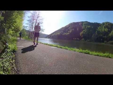 Passau - Bécs(Wien) - Duna menti kerékpárút / Donauradweg / Danube Cycle Path