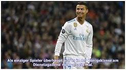 Champions League: Ewige Torjägerliste mit Lionel Messi, Cristiano Ronaldo und Co.