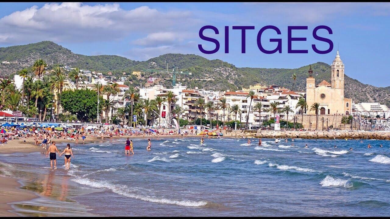 Download Sitges - Spain 4K