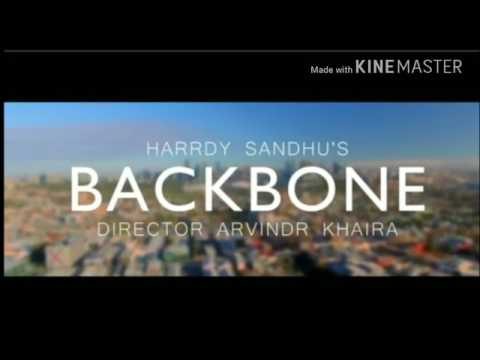 Hardy Sandhu   Backbone HD Official   Jaani   B Praak   Zenith Sidhu   Latest Romantic Song 2017   Y