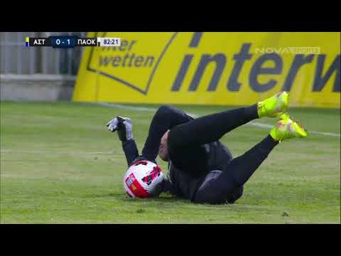 Asteras Tripolis PAOK Goals And Highlights